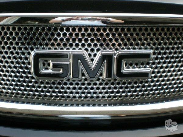 GMC dalys, autodalys, Gmc dalimis