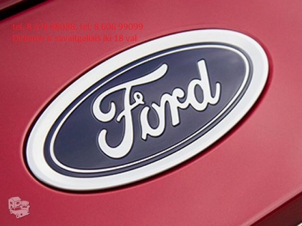 Ford dalimis
