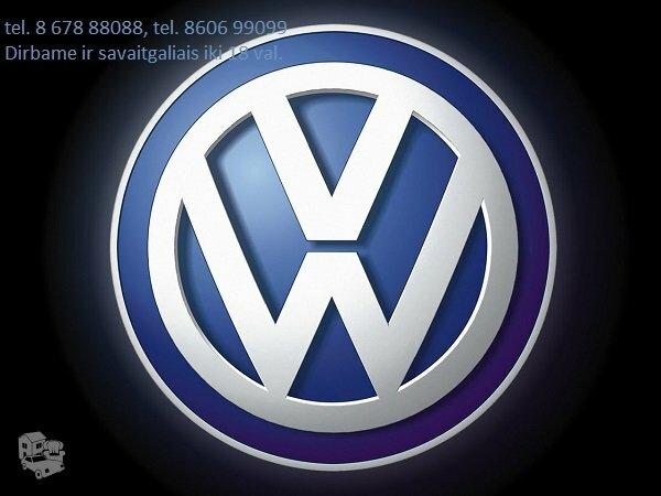 Volkswagen automobilių dalys, Volkswagen autodalys, dalimis : Vw