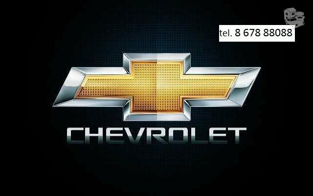 Chevrolet auto dalimis. Amerikietiski automobiliai dalimis