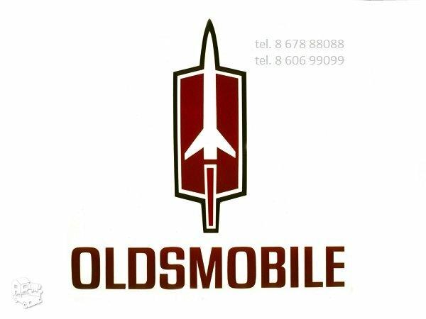 Oldsmobile auto dalimis