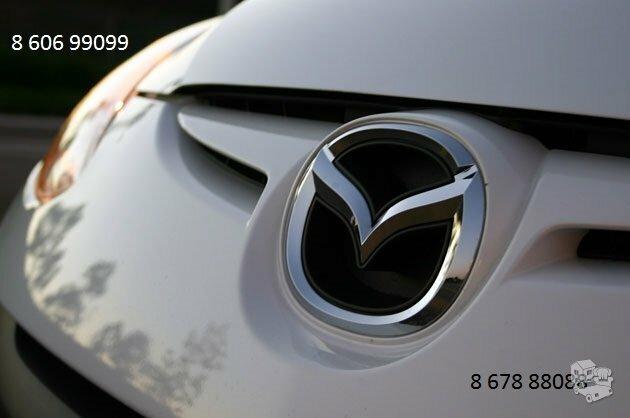 Mazda dalys, autodalys, Mazda dalimis