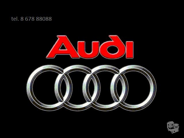 Audi 80 b4 autodalys