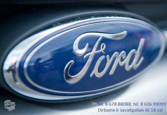 Ford Galaxy dalimis
