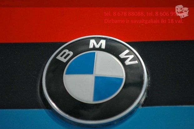 BMW X5 F15 dalimis