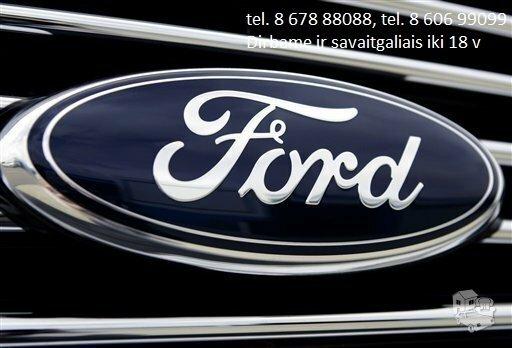Ford atsargines dalys