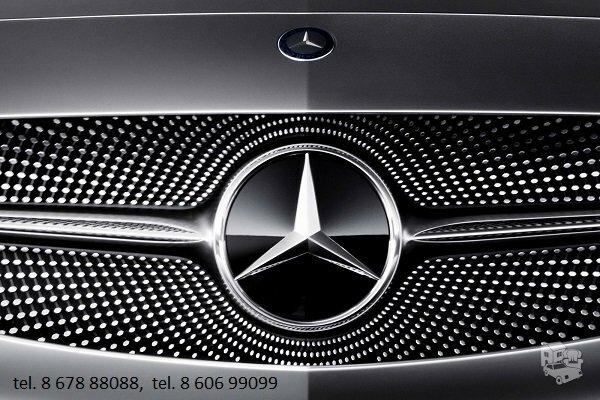Mercedes-Benz dalys