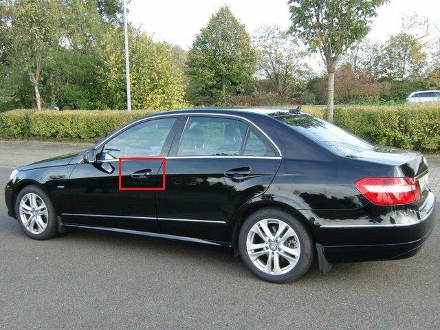 Mercedes Benz W-212 Durų spyna (Vairuotojo durų)
