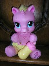 Mielas My little pony mazylis
