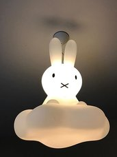 LED pakabinama lempa Miffy's Dream