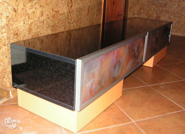 TV spintelė, staliukas, dėžė, Spintelės, dėžės