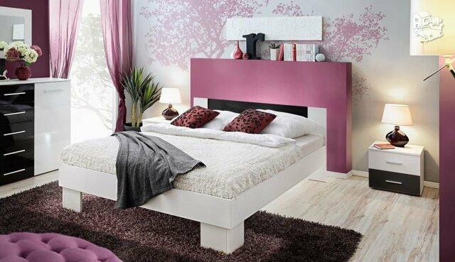 Modernios lovos Vika