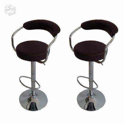 Baro kėdės Rund
