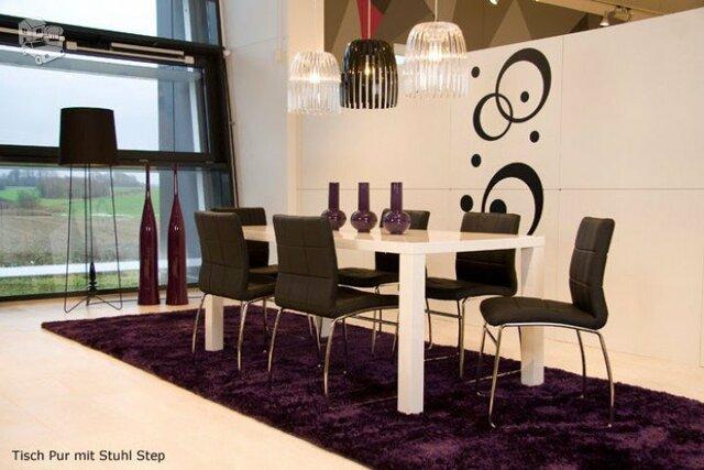Naujas valgomojo stalas Sion