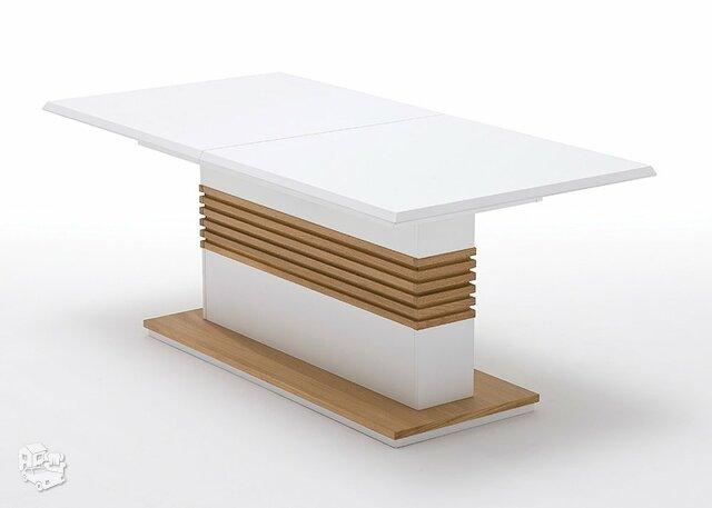 Valgomojo Išskleidžiamas stalas Saltos