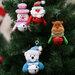 Pakabinama kalėdinė dekoracija-varpelis
