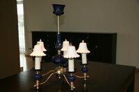 Pakabinamas 5 lempų  šviestuvas