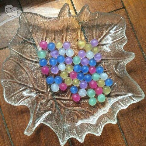 Perlamutriniai vandens kristalai