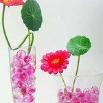 Margieji 3D vandens kristalai