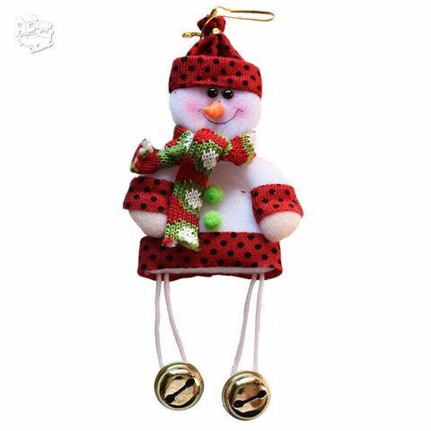 Medžiaginė kalėdinė dekoracija