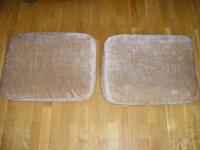 Minkštos paraloninės pagalvės