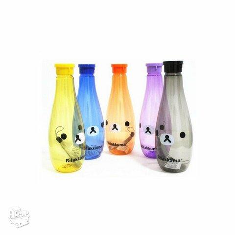 Originalaus dizaino vandens buteliukas, 400ml