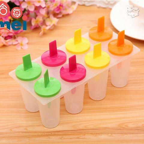 Valgomųjų ledų mini šaldymo formelės