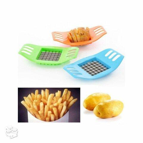 Fri bulvyčių pjaustyklė