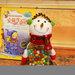Kalėdinė dekoracija - dėžutė saldainiams