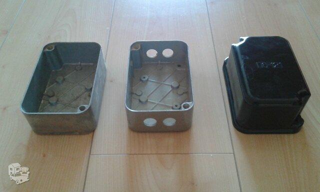 P-6 kontaktiniu paleidėjų dėžutės