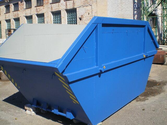 Statybinių atliekų konteineriai