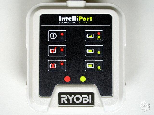 Ryobi 12V  Li-ion ikrovejas