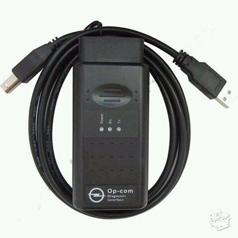 OPEL/SAAB diagnostikos kabelis OP-COM V1,59