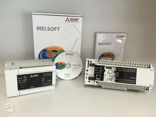 MITSUBISHI MELSEC iQ-F  FX5U