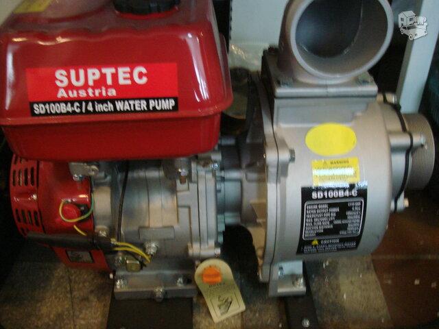 Benzininiai vandens siurbliai pompa siurblys