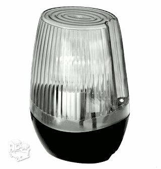 LAL-F Signalinė lempa su antena (vartų automatikos sistemoms)