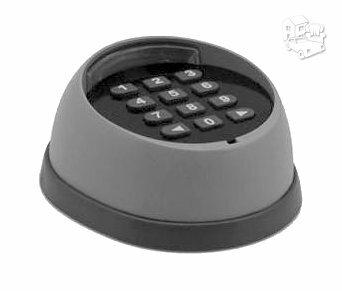 DI-WK Belaidė kodinė klaviatūra (automatiniam durų atidarymui)