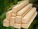 Dvigubo pjovimo, obliuota, kalibruota šiaurinė mediena