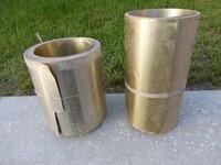 Aliuminio skarda