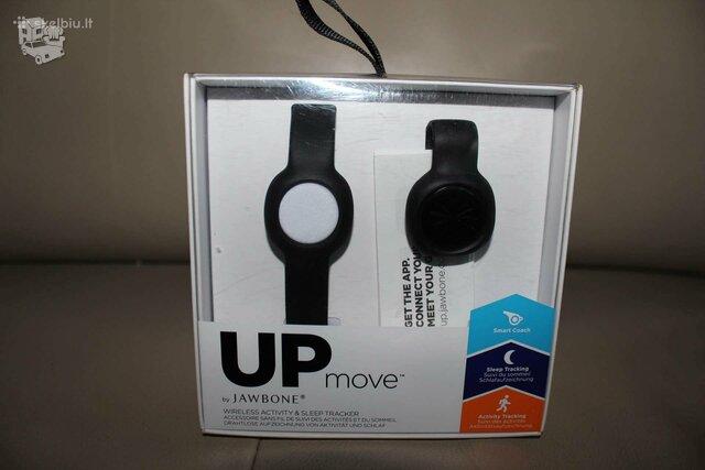 Naujas Jawbone UP MOVE Tracker