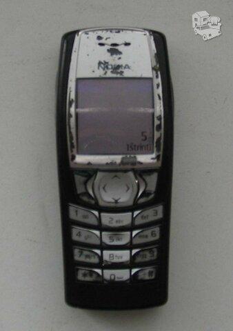 Veikiantis telefonas Nokia 6610