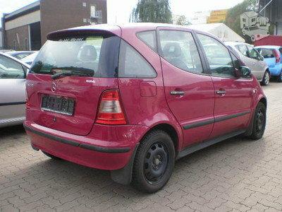 Mercedes - Benz A klasė