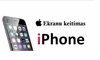 IPhone ekranų keitimas Klaipėda