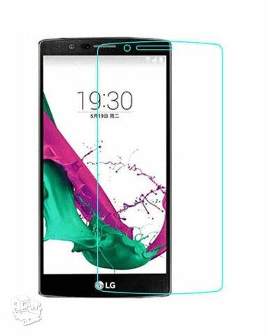 Įvairių LG modelių apsauginiai ekrano stikai