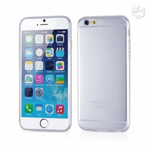 Itin plonas dėklas iPhone 6 6S