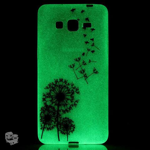 Dėklas Samsung Galaxy S3 i9300 šviečiantis tamsoje
