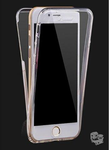 Silikoniniai Apple Iphone dėklai