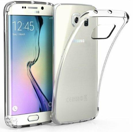 Samsung silikoniniai dėklai