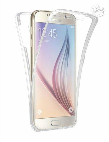 Silkoniniai Samsung dėklai