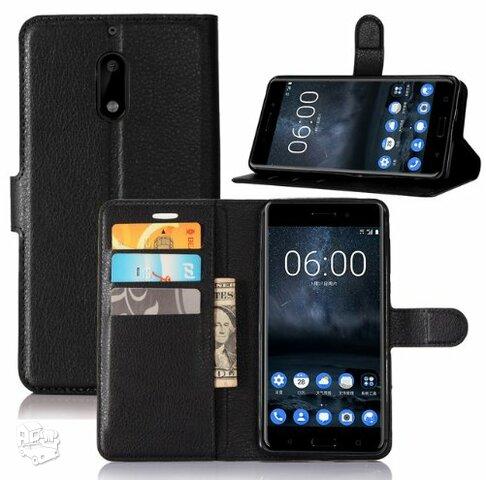 Nokia 3 Nokia 5 Nokia 5.1 Nokia 6 dėklas